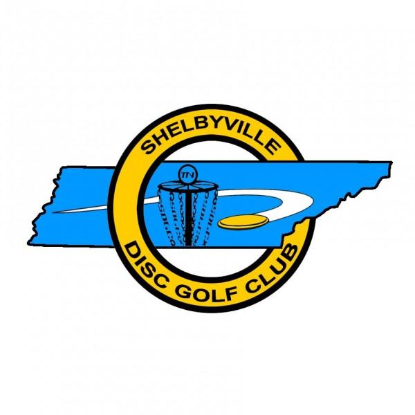 Shelbyville Disc Golf Club logo