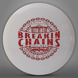 Breakin Chains Disc Golf logo