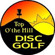 Top O' The Hill DGC logo
