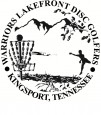 Lakefront Disc Golf Club logo
