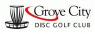 Grove City Disc Golf Club (GCDGC) logo