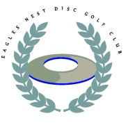 Eagles Nest Disc Golf logo