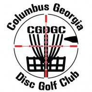 Columbus GA Disc Golf Club logo