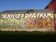 Bennett Disc Farm logo