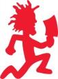 CADGL (Crazy Ass Disc Golf League) logo