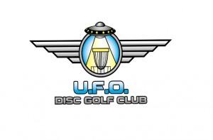 Unifour Flying Objects DGC logo