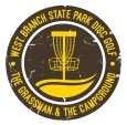West Branch State Park Disc Golf logo