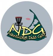 Nantucket Disc Golf logo