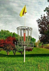 Atlantic Disc Golf Club Iowa logo
