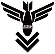 UNDER54 logo