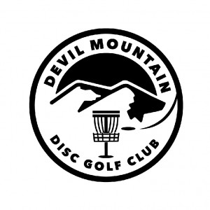 Devil Mountain Disc Golf Club logo