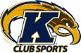 Kent State University Disc Golf Club logo