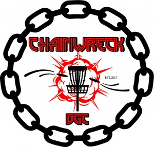 Chainwreck disc golf club logo