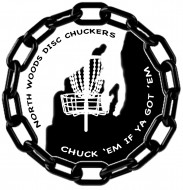North Woods Disc Chuckers logo