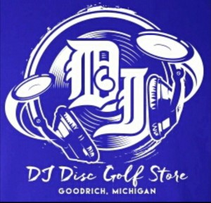 DJ Disc Golf Store - Goodrich, Michigan logo