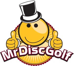 MrDiscGolf logo