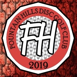Fountain Hills Disc Golf Club logo