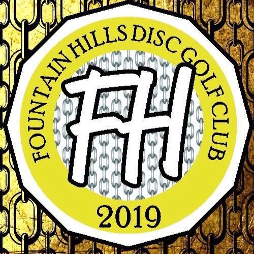Fountain Hills Disc Golf Club logo