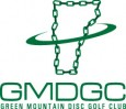 Green Mountain Disc Golf Club logo