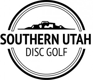 SUDGA - Southern Utah Disc Golf Association logo