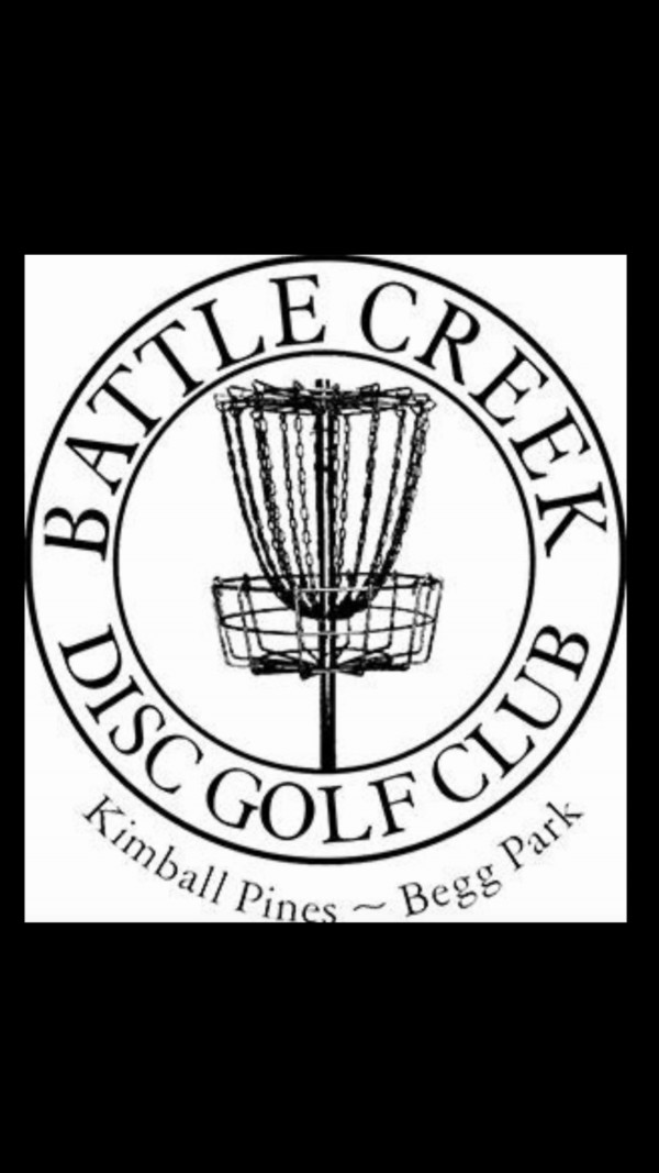 Battle Creek Disc Golf Club logo