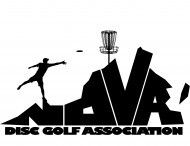NOVA Disc Golf Association logo
