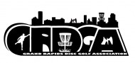 Grand Rapids Disc Golf Association logo