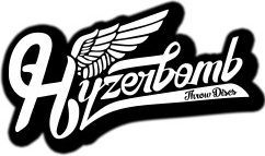 Hyzerbomb Discs logo