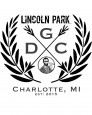 Lincoln Park D.G.C. (Disc Golf Club) logo
