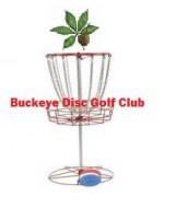 buckeye discgolf club logo