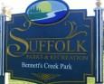 Bennett's Creek Disc Golf Club logo