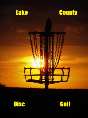 Lake County Disc Golf (formerly Painesville Disc Golf Club) logo