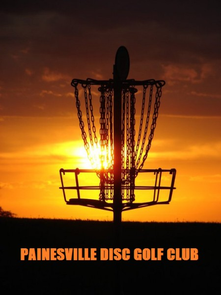 Painesville Disc Golf Club logo