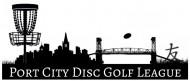 Port City Disc Golf logo