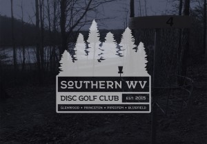 Southern WV Disc Golf Club logo