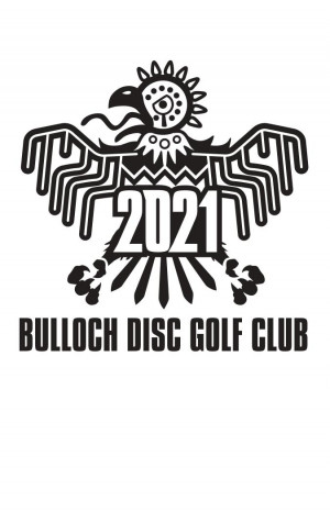Bulloch Disc Golf Club logo