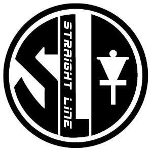 Straight Line Discs logo