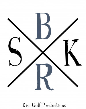 SK | BR Disc Golf Productions logo