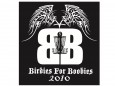 Birdies for Boobies logo