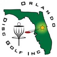 Orlando Disc Golf logo