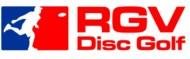RGV Disc Golf Club logo