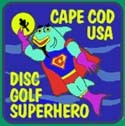 Caped Cod Fish Golf Association logo