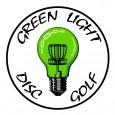Green Light Disc Golf logo