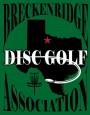 Breckenridge Disc Golf Association logo