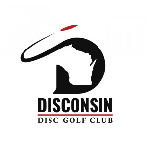 Disconsin Disc Golf Club logo