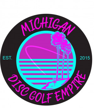 Michigan Disc Golf Empire logo