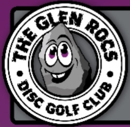 Glen Rocs Disc Golf Club logo