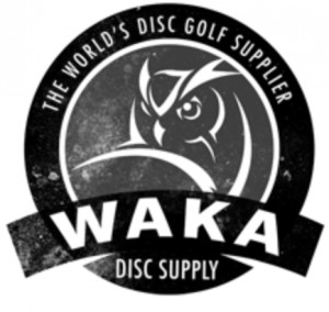 Waka Disc Golf Supply logo