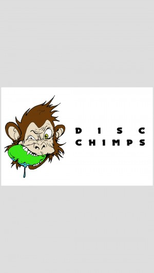 DISC CHIMPS DGC logo
