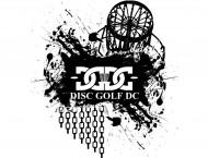 Disc Golf DC logo